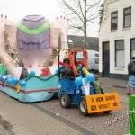 Carnavals optocht Dringersgat